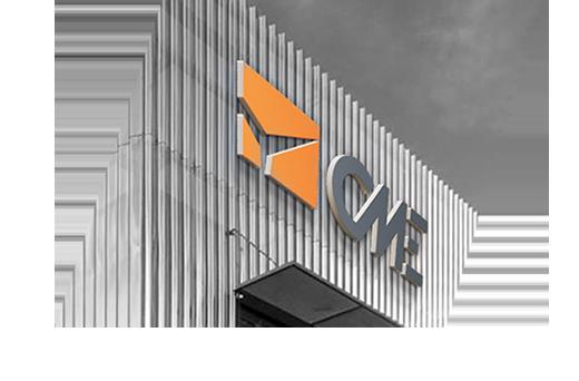 Enseigne CME / Batiment