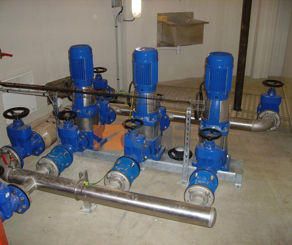 surpresseur eau potable